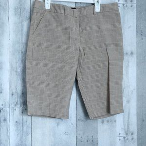 Star City | Women's Plaid Bermuda Shorts